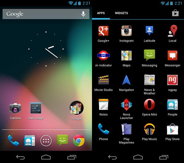 Скачать приложение лаунчер на андроид
