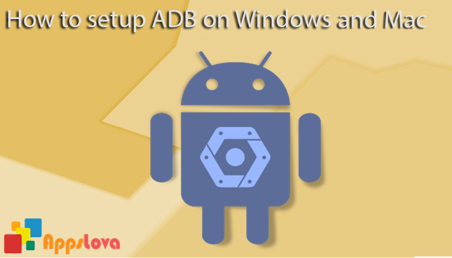 how to find android adb on mac