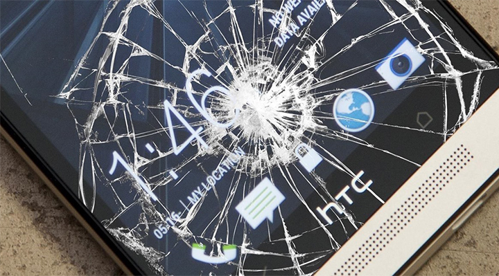 how much is it to fix a cracked android screen