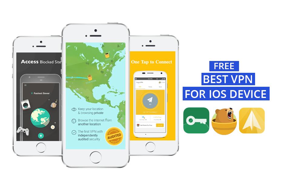 Best VPN App for iOS iPhone - AppsLova com